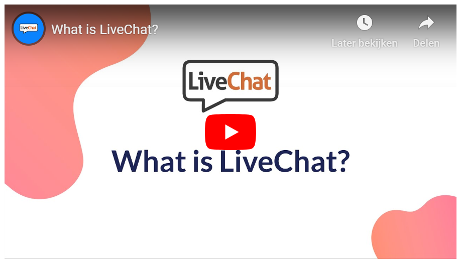livechat review nederlands