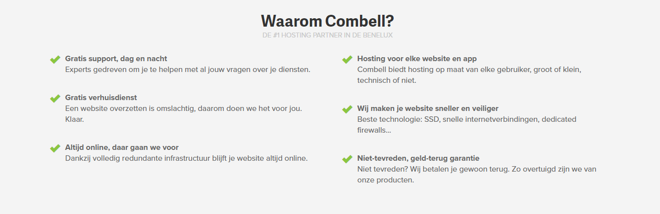 combell review