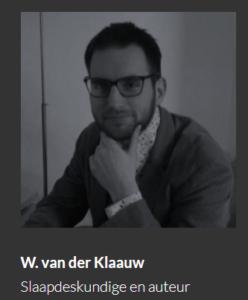 Wie is William van der Klaauw