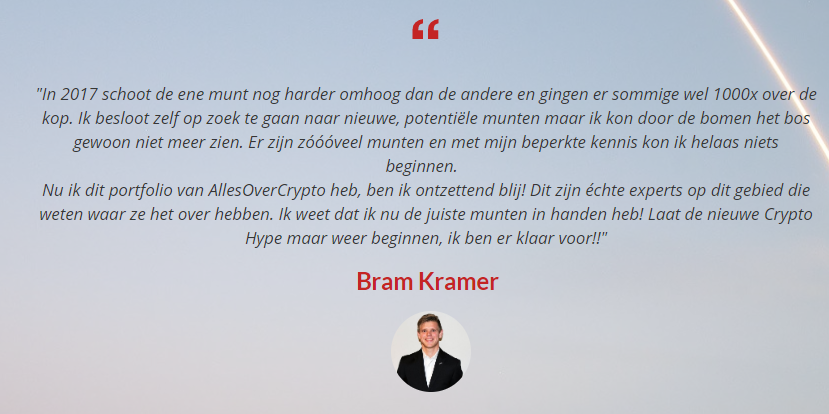 alles over crypto ervaringen