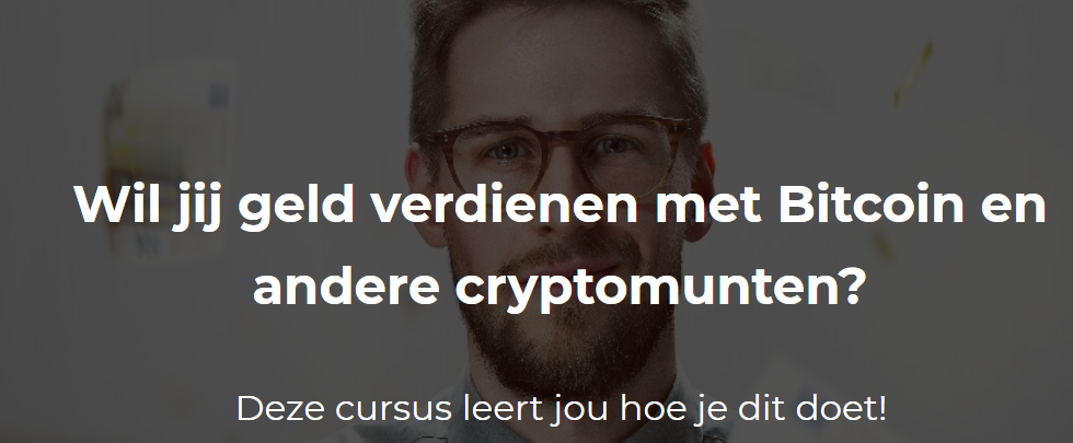 geld verdien met bitcoin