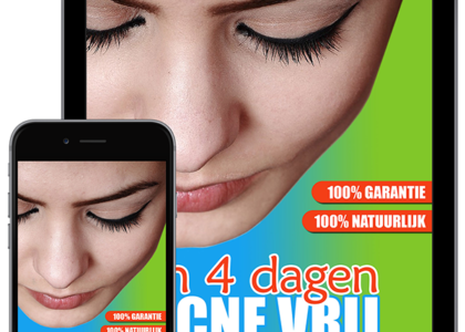 nooit meer acne methode review